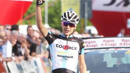Assolo di Andrea Bagioli al Trofeo Città di San Vendemiano