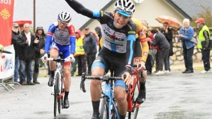 Andrea Bagioli vince la seconda tappa e balza al comando della Ronde de L'Isard