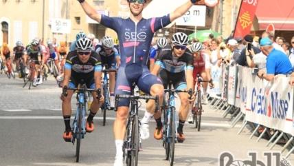 Team Colpack subito protagonista alla Ronde de L'Isard: Covi e Colnaghi sul podio della prima tappa