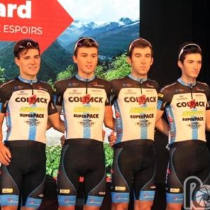 TOULOUSE – LE MAS D'AZIL (FRANCIA) – 1/a tappa Ronde de L'Isard