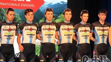 Team Colpack: è l'ora del Giro d'Italia Under 23