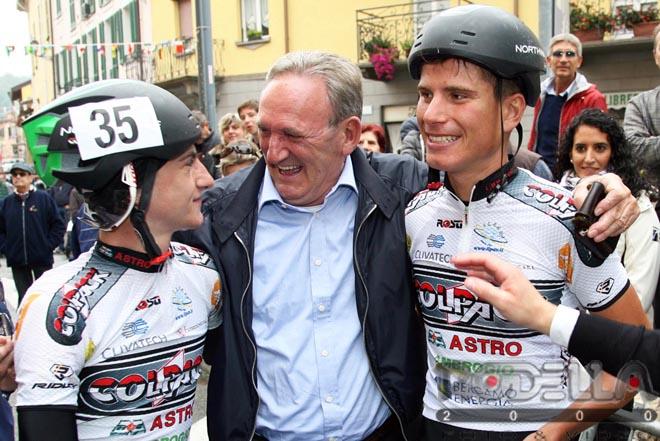"""La scuola Colpack si fa largo al Giro d'Italia con Ciccone, Masnada, Benedetti e gli altri """"fratelli"""""""