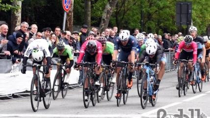 Il colombiano Gomez secondo al Circuito del Porto