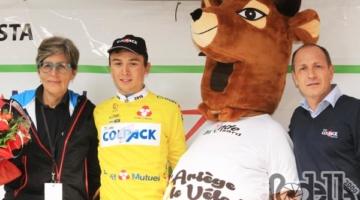 Andrea Bagioli vince la classifica finale della Ronde de L'Isard