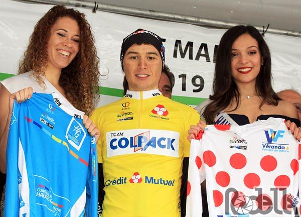 Bis di Andrea Bagioli in Francia, sempre più leader della Ronde de L'Isard
