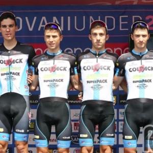 SESTO FIORENTINO-GAIOLE IN CHIANTI (SI) – 3/a tappa Giro d'Italia U23 2019