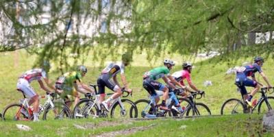 Diario del Team Colpack dal Giro U23: su e giù dal Mortirolo