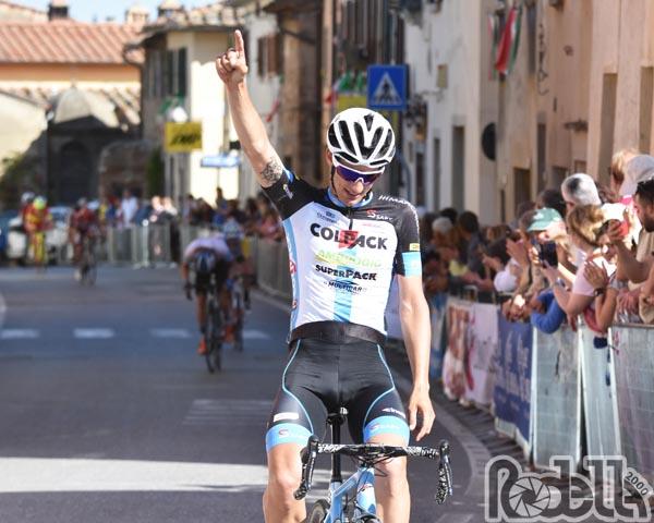 Andrea Toniatti vince il 66° Trofeo Matteotti