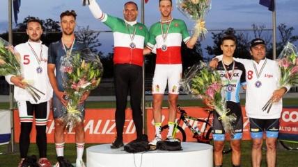 Garavaglia terzo al Campionato Italiano Derny