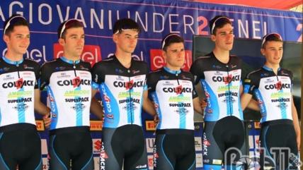 Team Colpack: domenica la Freccia dei Vini, poi il mirino sul Giro Valle d'Aosta