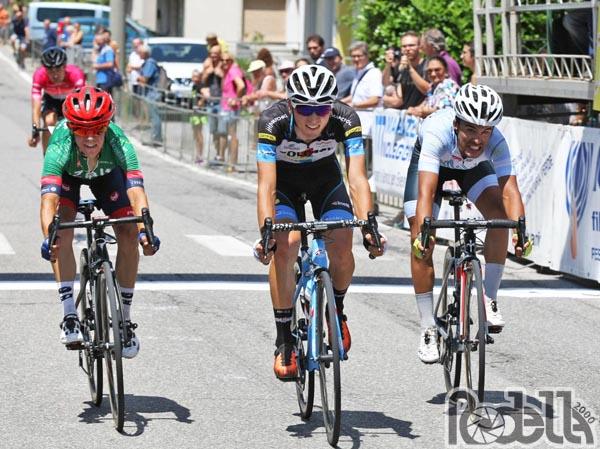 Team Colpack: Bagioli secondo alla Pessano-Roncola e Rocchetti maglia verde al Giro del Veneto