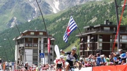 Il Team Colpack chiude in bellezza il Giro della Valle d'Aosta: Andrea Bagioli conquista l'ultima tappa