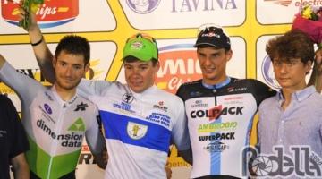 Andrea Toniatti terzo al Trofeo Città di Brescia