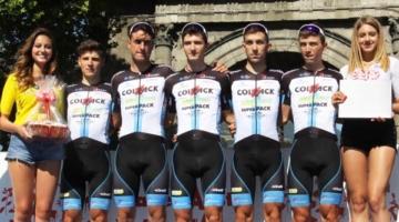 Diario del Team Colpack dal Giro Valle d'Aosta:si comincia col prologo e un po' di suspance