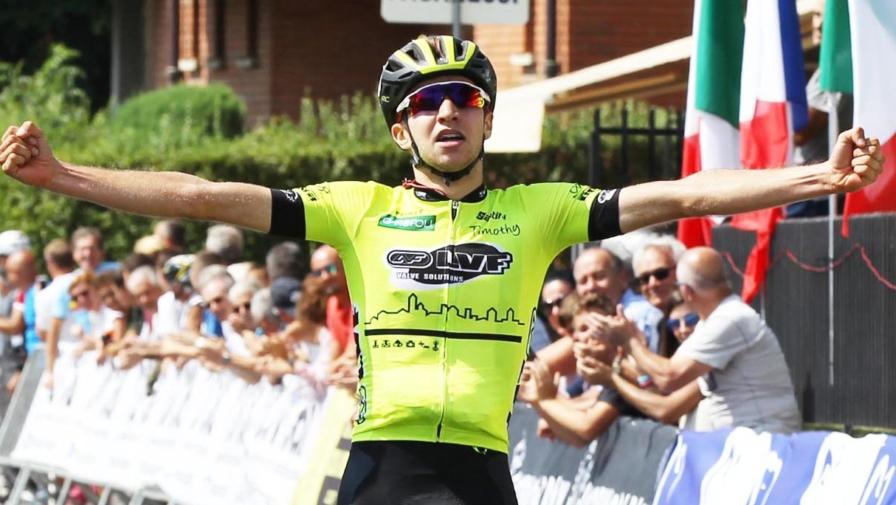 Sergio Meris, re del Paganessi, vestirà la maglia del Team Colpack