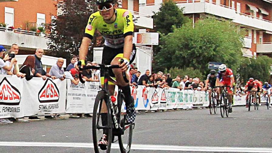 Un altro giovane talento per il Team Colpack: ecco il toscano Francesco Della Lunga