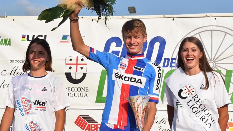 Karel Vacek torna in Italia, correrà con il Team Colpack