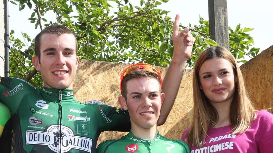 Il Team Colpack punta su Aldo Caiati e Luca Rastelli