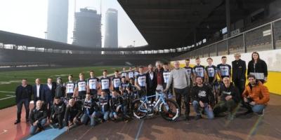 Il Team Colpack ringrazia Marchiol